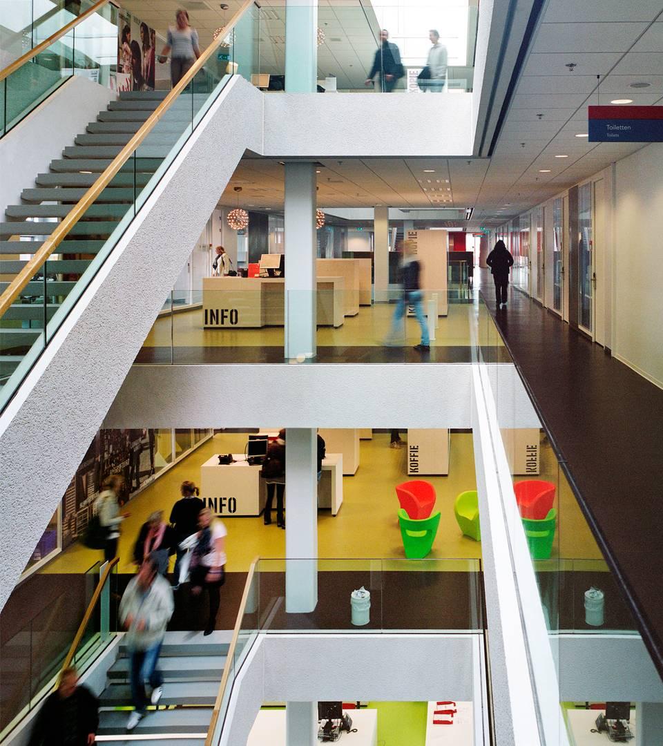 Hogeschool Utrecht te Amersfoort