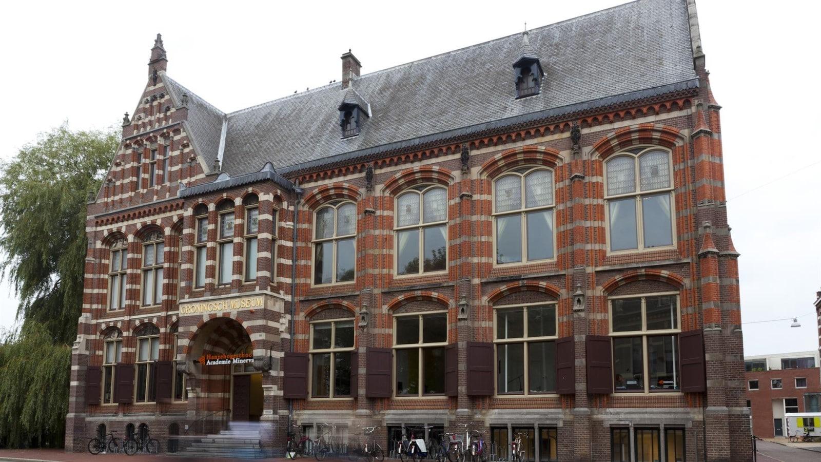 Academie Minerva te Groningen