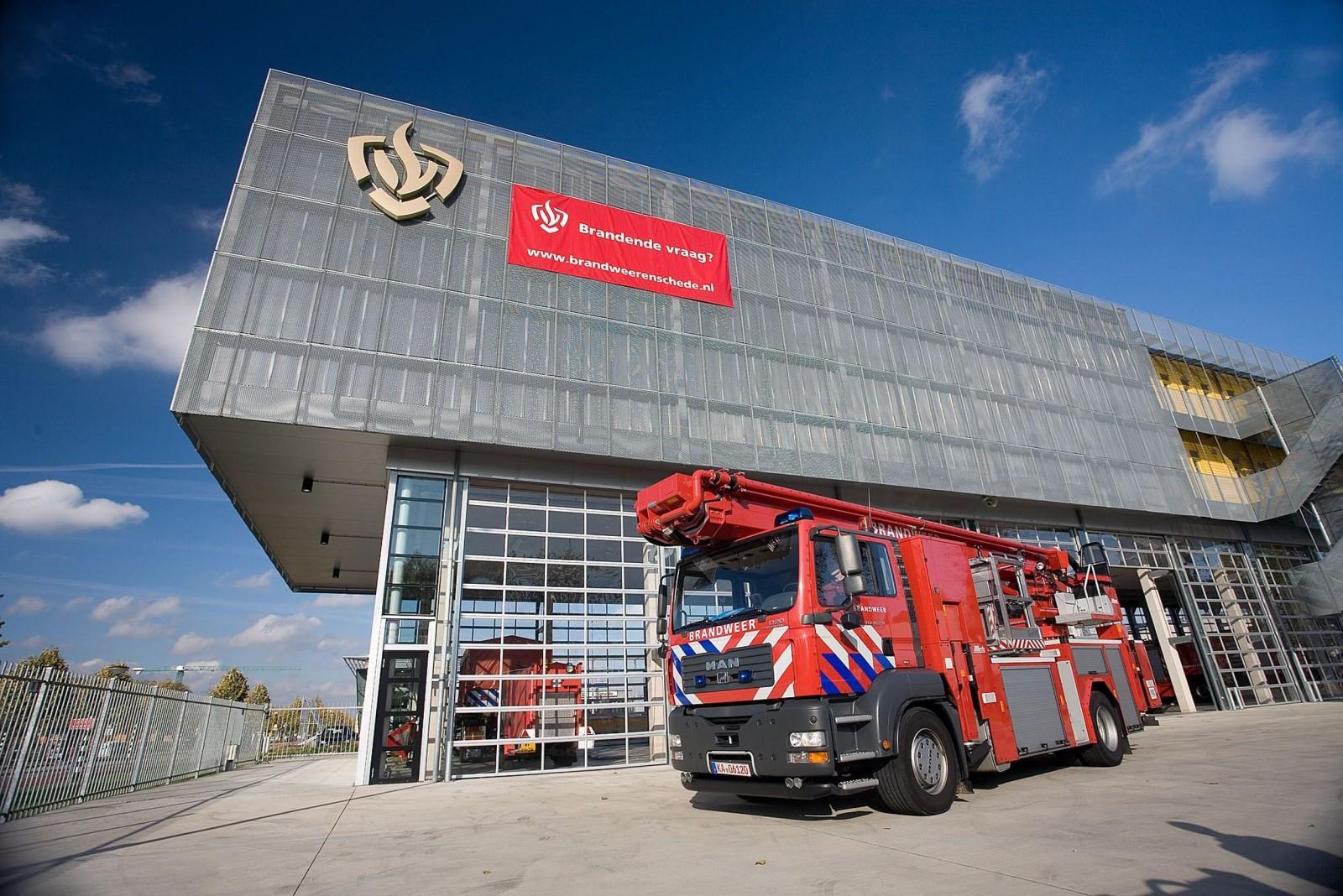 Brandweerkazerne Enschede