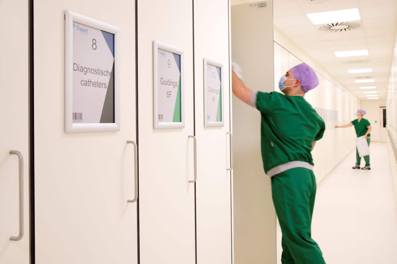 Nieuwbouw Hartinterventiecentrum, Scheper Ziekenhuis